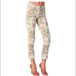 Citizens of Humanity Floral jeans